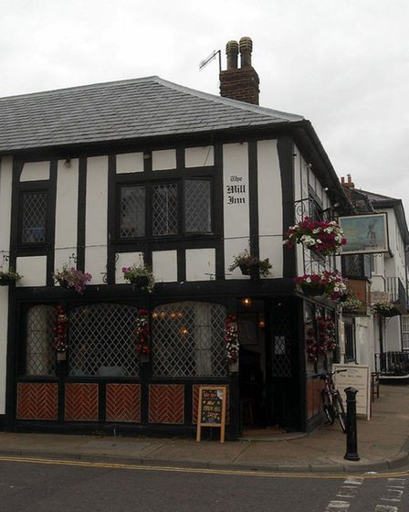 The Mill Inn, Aldeburgh has stopped all holiday bookings until 2021. Picture: Wendy Turner