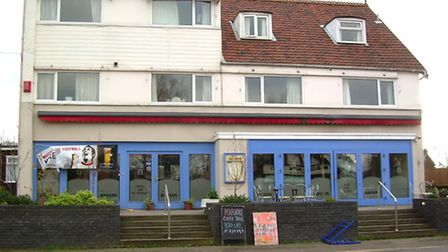 Library photo of The Broads Hotel, Station Road, Hoveton, in 2007. PHOTO: Alex Hurrell.