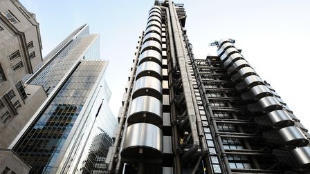 Lloyd's building, London Picture: Getty Images/iStockphoto