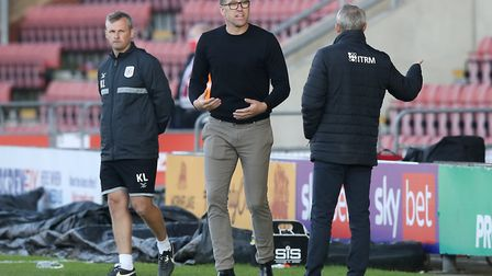 David Artell led Crewe to promotion last season Picture: PA SPORT