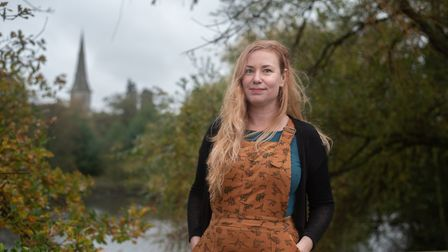 Amy Terry is hoping to launch a museum for East Anglian history of witchcraft and magic. Picture: