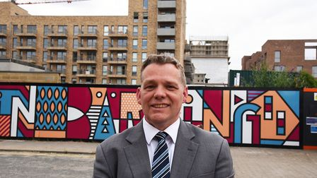 Cllr Darren Rodwell chairs the Local London group. Picture: Ken Mears