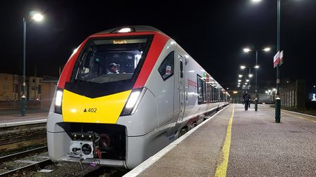 Greater Anglia says its new trains will be the dawn of a new era of rural rail travel. Picture: GREATER ANGLIA