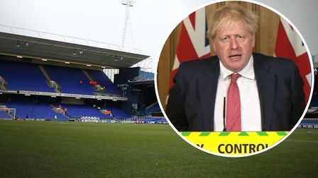 EADT and Ipswich Star sports editor Mark Heath argues that Boris Johnson should let small numbers of