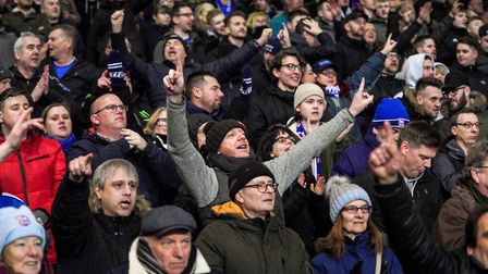Fans are the beating heart of Ipswich Town - and all the other clubs around the country. Picture: ST