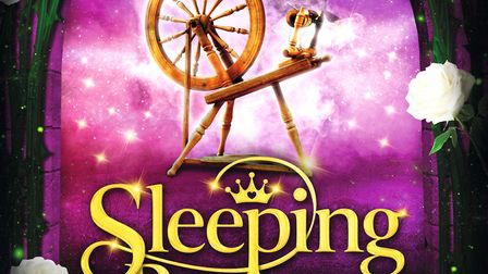 Poster for Sleeping Beauty Chelmsford Civic;s 2020 panto which has just got the go-ahead Photo: Chel