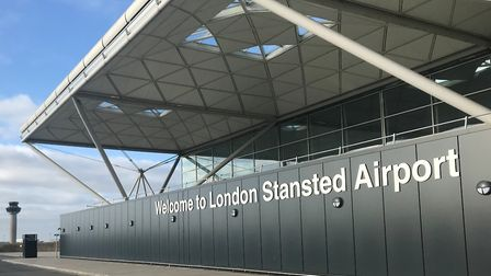 Most of the proposed job cuts will affect staff who work inside London Stansteds terminal building Picture: STANSTED...