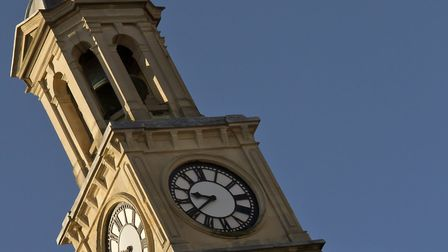 Time will soon be changing on clocks across the area, including the clock tower on Ipswich Town Hall