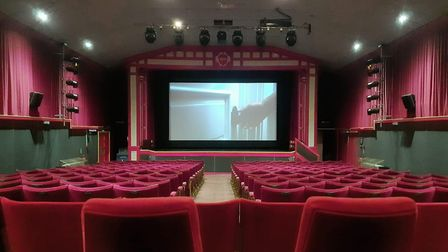 Leiston Film Theatre will be drastically reducing the number of seats available, in order to comply with social distancing...