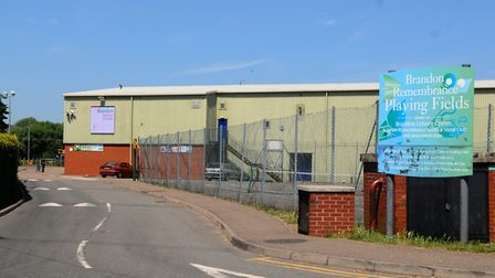 Brandon Leisure Centre is to get a £1.9m upgrade. Picture: SONYA DUNCAN