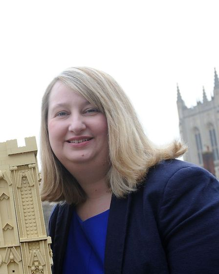 West Suffolk Council cabinet member for leisure and communities Jo Rayner. Picture: PHIL MORLEY