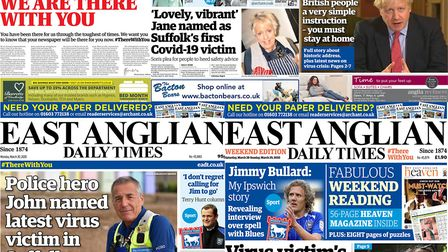 The editor of the East Anglian Daily Times and Ipswich Star takes your questions about local media and his newspapers as...