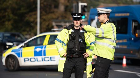 The police precept rise in the 2020 council tax bill is helping fund extra officers. Picture: ARCHAN
