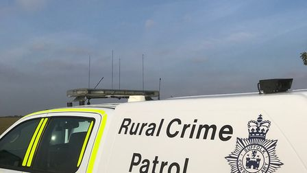 Drone technology is helping police in Suffolk's rural crime team with offences such as hunting misde