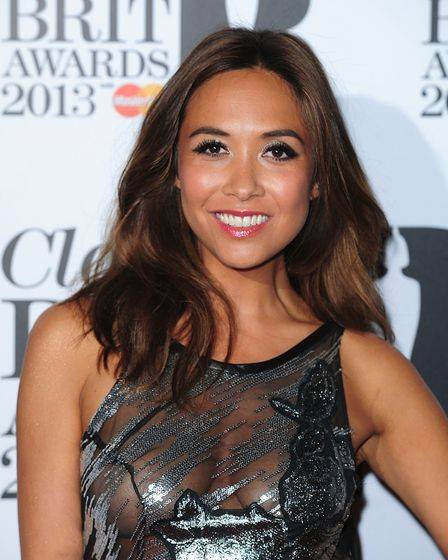 Myleene Klass, who became famous after appearing in Popstars Picture: Ian West/PA Photos