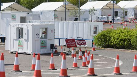 Capacity at Suffolk's test centres has been increased, according to Suffolk County Council. Picture: SARAH LUCY BROWN
