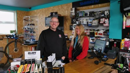 Elmy Cycles in St Helen's Street, Ipswich, has been shortlisted for the UKs best small shop award by
