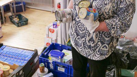 Foodbanks and charities are already preparing for this year's festive season Picture: Getty Images