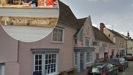 Adore Nature, run by Hadleigh-born Kathy Attard, is moving into the former Hall Street stores in the town's High Street.