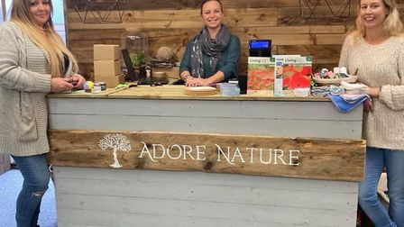 Adore Nature is moving from Stotfold to Hadleigh High Street. Picture: KATHY ATTARD