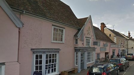 The former Hall Street menswear store in Hadleigh will be home to Adore Nature zero-waste refill store. Picture: GOOGLE MAPS