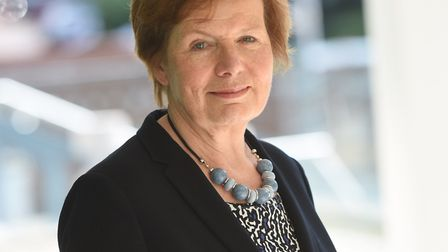 Suffolk County Council education cabinet member Mary Evans said some new families have come forward needing support during...