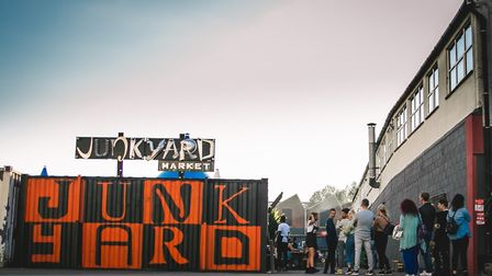 An open-air street market, called Junkyard Market, could be making its way to Colchester. Picture: JUNKYARD MARKET
