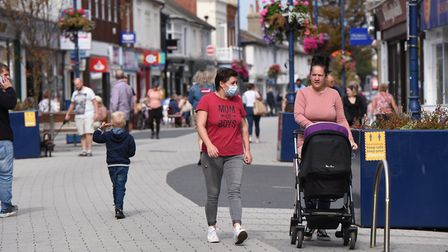 What are the coronavirus infection rates in your neighbourhood? Picture: ARCHANT