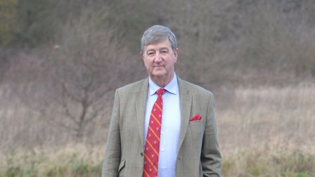 Entrepreneur Roger Skinner who has bought a majority stake in a Norfolk dog food business Picture: