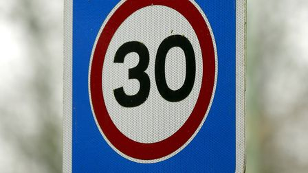 A man has been caught speeding more than three times over the limit in a 30mph zone in Tendring. Pic