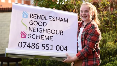 The Rendlesham Good Neighbour Scheme has been providing meals in the village Picture: CHARLOTTE BPND