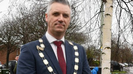 Peter Thompson, the mayor of Bury St Edmunds and Conservative councillor for Moreton Hall, said residents should not be...