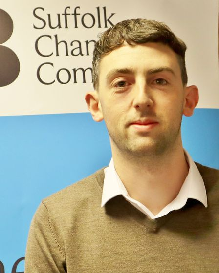 Andy Walker, head of policy at the Suffolk Chamber of Commerce, warned of the impact further restric