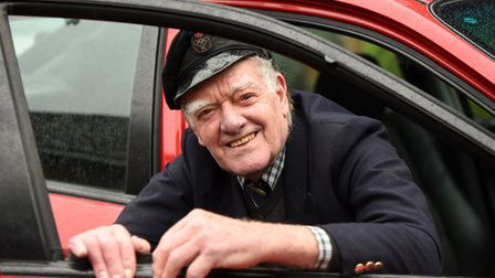 88-year-old Terry Smith from Colchester faced a catalytic convertor thief in a supermarket car park