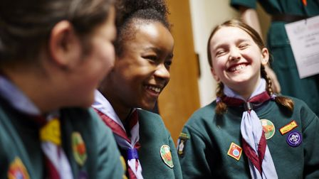 Scouts groups across Suffolk are in need of community help, the county commisioner has said. Picture