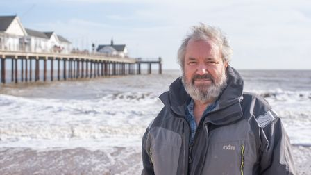 Councillor David Beavan - he believes Southwold is oversaturated with the number of second homes throughout the town...