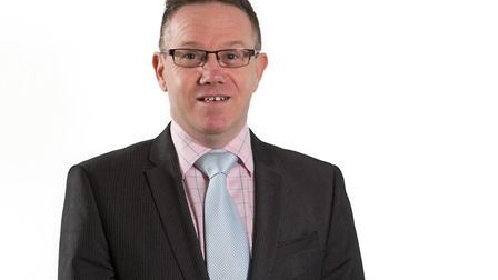 Mark Sawyer from Marks and Mann, who said the housing market is now slowing down due to lockdown fears Picture: MARKS AND...