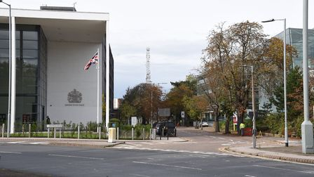 John Card appeared at Ipswich Crown Court Picture: CHARLOTTE BOND