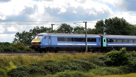 Library picture of a Greater Anglia train run by Abellio. Photo: Bill Smith