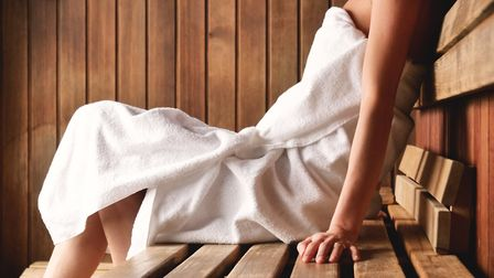 Earlier this month, spas were allowed to reopen thermal facilities such as spas and saunas Picture: