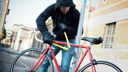 Punishments are more likely to be handed out for bike thefts than for rape, Suffolk police data has