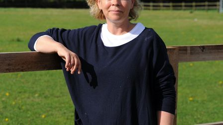 Fiona Siddall at Easton Farm Park said the low ropes course would be a perfect fit with the park's e