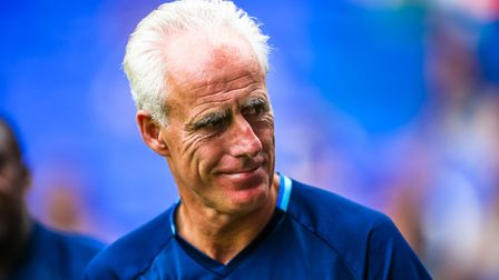 Mick McCarthy is set to move to Cyprus Picture: Steve Waller www.stephenwaller.com
