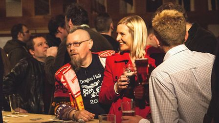 Dragon Hall beer festival returns. Submitted pictures