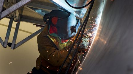 Weldability Sif will be opening a new centre of excellence for welding in East Anglia if Sizewell C