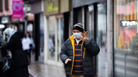 Post 6pm high street footfall is particularly badly hit by the pandemic, according to Springboard's