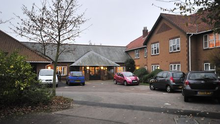 The Oakwood House care home in Kesgrave has been lifted out of special measures following a CQC inspection Picture: ARCHANT