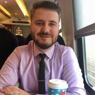 Dilon Beqa came to the UK from Kosovo without qualifications and went on to become a lecturer. Pictu