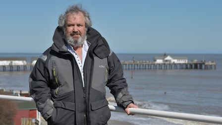 Southwold town and district councillor David Beavan was opposed to Suffolk Constabulary's plans Picture: SARAH LUCY BROWN
