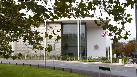 Ipswich Crown Court was told L-driver Kai Brazier attacked a nurse during treatment after a car cras